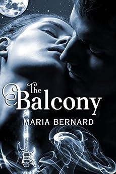The Balcony by [Bernard, Maria]