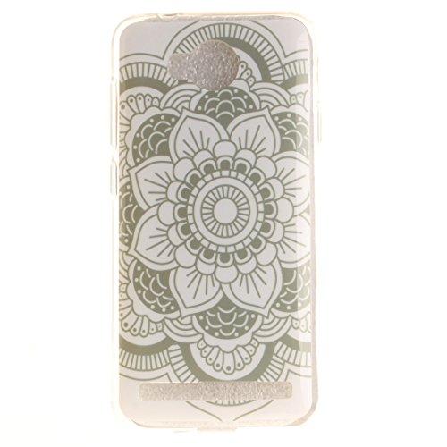 De Huawei Peint Transparent Souple Scratch En Motif Y3 Cas Silicone Antichoc Cas Bord Téléphone Résistant Couverture Fit Arrière II 2 Hozor Protection Datura Y3 TPU Slim De Bz04qwBd