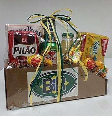 Brazilian Coffee Gift Basket - Cesta Brasileira