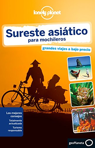 8408135422 - China Williams: Lonely Planet Sureste asiático para mochileros - Libro