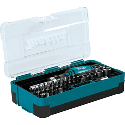 Makita B-50289 Ratchet and Bit Set (47 Piece) by Makita