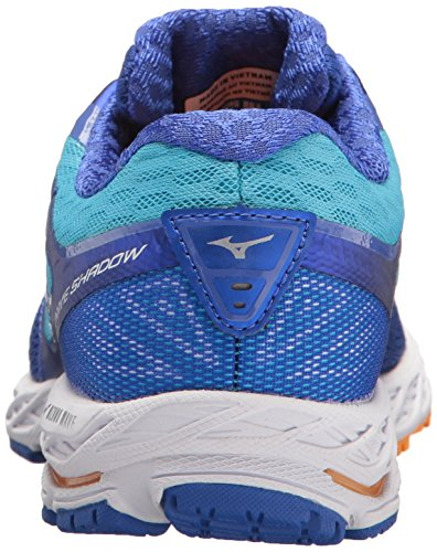 Yellow White 4 Wave Shoe Paradox Men's Dazzling Running Blue Mizuno xH6YnRP1