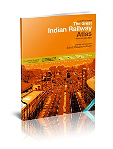 Buy The Great Indian Railway Atlas Book Online at Low Prices in