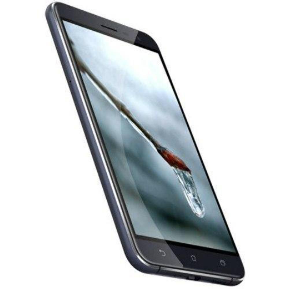 Asus Zenfone 3 Ze552kl 64gb Sapphire Black Dual Sim Zoom S Ze553kl Lte 55ampquot 4 4gb 55 Inch Unlocked International Model No Warranty Cell Phones Accessories