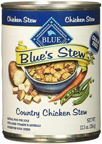 Blue Buffalo Blue s Stew Country Chicken Stew Adult Canned Dog Food