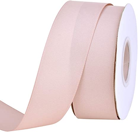 1-1//2 inch grosgrain ribbon all solids 28 yards 28 different colors
