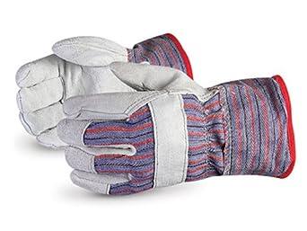 Superior 66BFL Teammate Fleece Lined Winter Cowhide Split