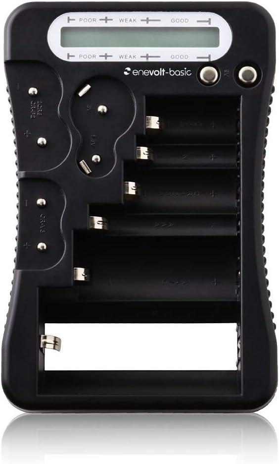enevolt(basic) ユニバーサル 電池チェッカー