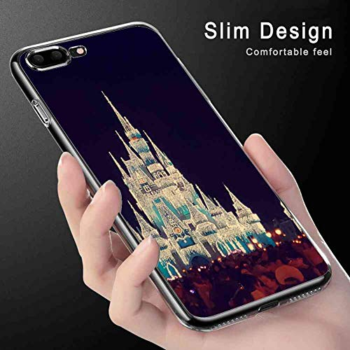 DISNEY COLLECTION Compatible Apple iPhone 7 Plus or iPhone 8 Plus [5.5