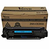 V4INK ® New Compatible HP CE285A 85A Toner Cartridge-Black, Office Central