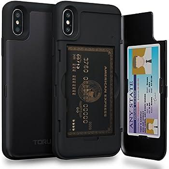 Silk IPhone X Wallet Case VAULT Protective