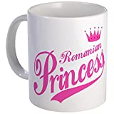 CafePress - Romanian Princess Mug - Unique Coffee Mug, Coffee Cup