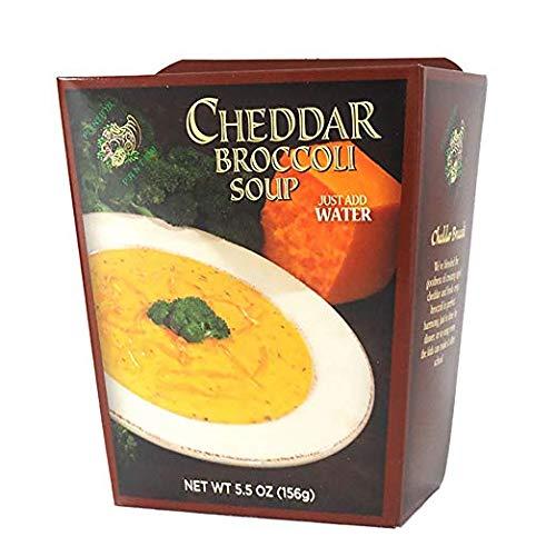 Plentiful Pantry Gourmet Cheddar Broccoli Soup Mix, 5.5 Ounce