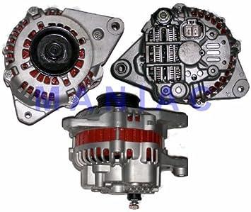 160 AMP 13692 Alternator Mitsubishi Montero Sport High Output Performance NEW HD