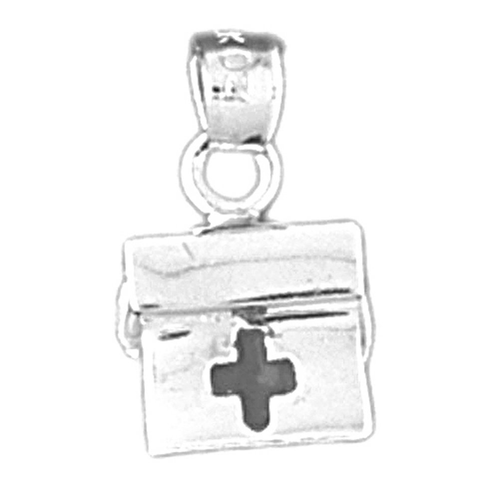 JewelsObsession Sterling Silver 16mm Special Wife Charm w//Lobster Clasp