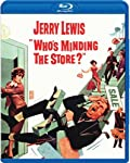 Cover Image for 'Who's Minding the Store'