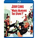 Who's Minding the Store? [Blu-ray]