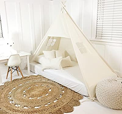 Domestic Objects Play Tent Canopy Bed
