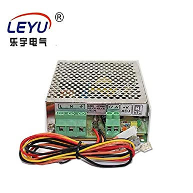 Utini Battery Backup CE Approved SCP-50-12 dc 12v Single Output Power Supply SMPS with UPS Function Output Voltage: 12V, Power: 50W, Input Voltage: 110//220V/±15/%