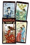 Manga Tarot (English and Spanish Edition)