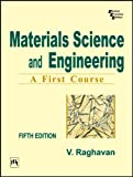 img - for MATERIALS SCIENCE AND ENGINEERING: A FIRST COURSE book / textbook / text book