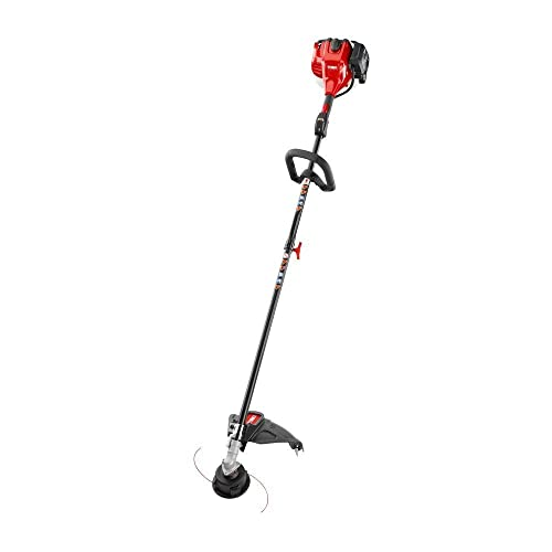2-Cycle 25.4 cc Attachment Capable Straight Shaft Gas String Trimmer