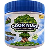 ODOR NUKE - Professional Human Urine Odor Remover - Concentrated Tablets + 100% ECO-Friendly (14.1oz) [Urinals for Men/Bottles/Bags/Toilets, Commode/Bedpan, Truckers/Cars, Hospitals/Homes/Senior-Care]