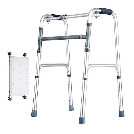 Andadores de Aluminio, Cuatro pies Estable, Peso 2.5 KG ...
