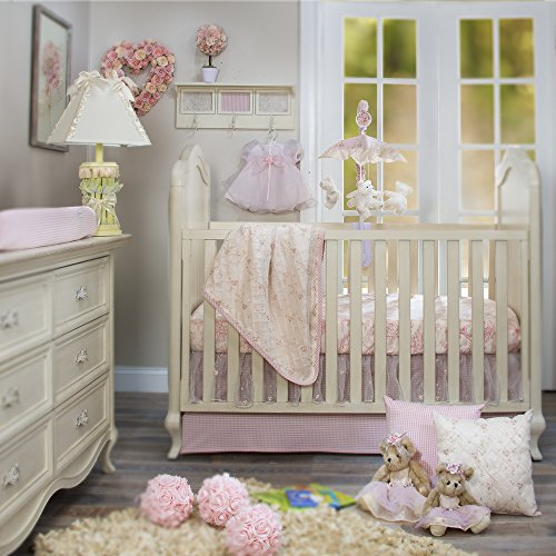 - Glenna Jean Cottage Collection Rose 3 Piece Set