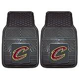 cleveland car floor mat - FANMATS NBA Cleveland Cavaliers Vinyl Heavy Duty Car Mat