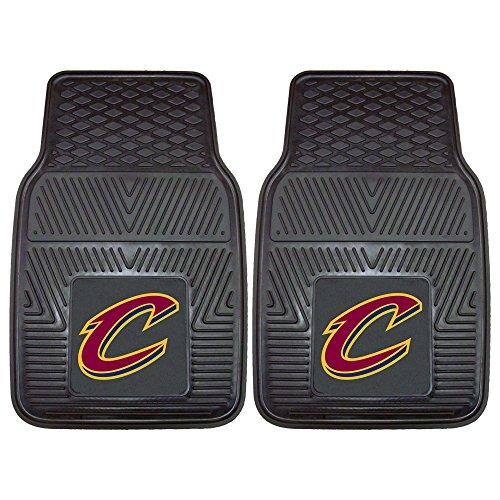 Cavaliers Car Mats (FANMATS NBA Cleveland Cavaliers Vinyl Heavy Duty Car Mat)