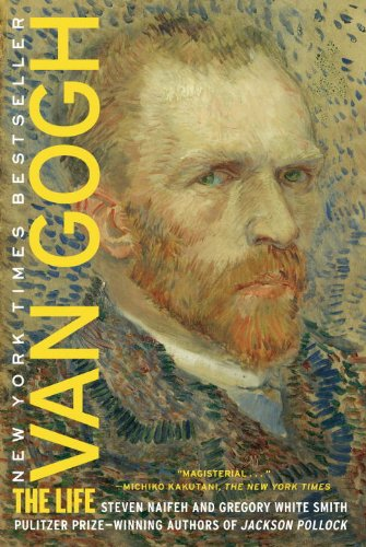 Van Gogh: The Life cover