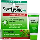 Super Lysine Plus Cold Sore Ointment-7g tube