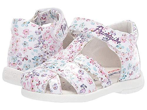 (Primigi Kids Baby Girl's PPB 34024 (Infant/Toddler) White/Multi 21 M EU)