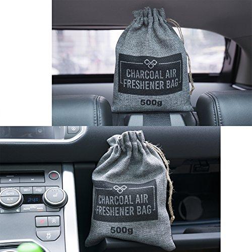 Car Odor Eliminator >> VITCHELO 500g Bamboo Charcoal Bag. 100% Natural Odor ...