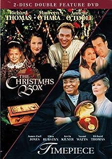 the christmas box timepiece