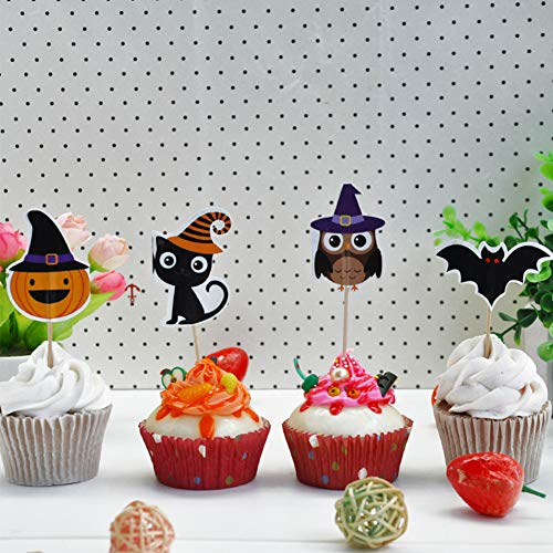 Cake Decorating Supplies - Pumpkin Insert Cake Exquisite Halloween Card Black Cat Party Decoration - Eyes Russian Level Innovations Caddy Bags Dallas Baby Organizer Sprinkles Butter Couplers Begi ()