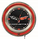 Corvette – C6 Neon Clock For Sale