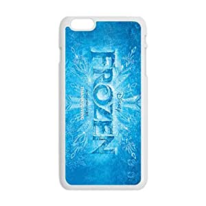 Happy Frozen Snowflake Cell Phone Case for Iphone 6 Plus