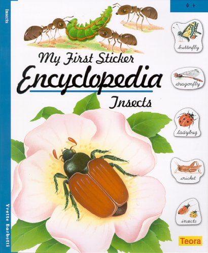 My First Sticker Encyclopedia - Insects