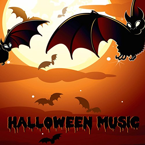 Halloween Music - Scary Monsters & Ghosts Halloween Party Music with Spooky Halloween Sounds -