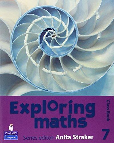 Exploring Maths: Class Book Tier 7 by Anita Straker (2009-07-10)