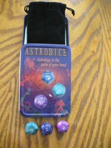 Astrodice: Astrology Divination Fortune Telling Dice by Koplow Games by Koplow Games