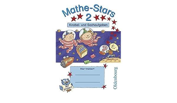 Schuljahr Knobel Mathe-Stars 1 und Sachaufgaben