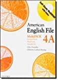 American English File, Clive Oxenden and Christina Latham-Koenig, 0194774694