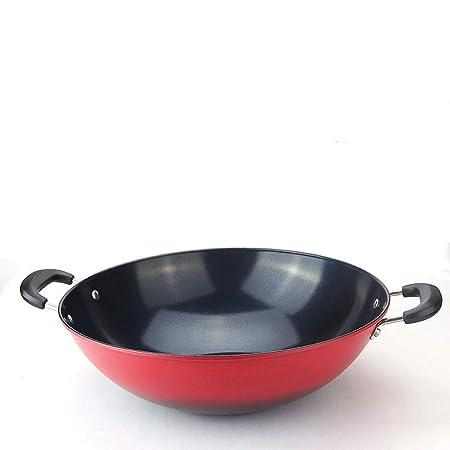irugh Doble inducción de pote de oído Non-stick cocina gas ...