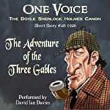 Bargain Audio Book - The Adventure of the Three Gables