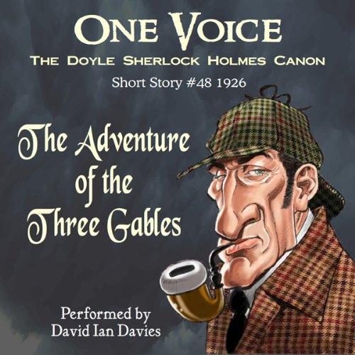 Bargain Audio Book - The Adventure of the Three Gables
