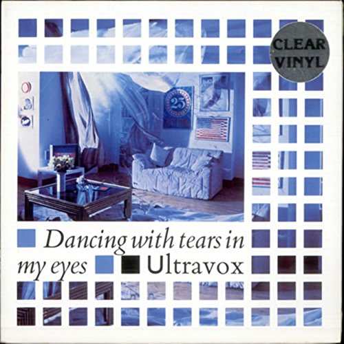 Dancing With Tears In My Eyes - Clear Vinyl: Ultravox: Amazon.es ...
