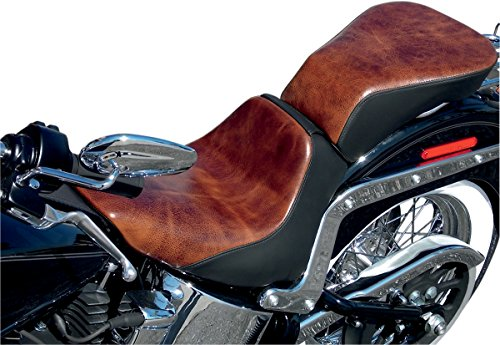 Saddlemen Pillion Pad with Gel for Lariat Solo Seat - Saddlemen Pad Gel